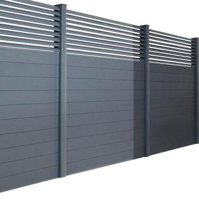 Bien choisir votre sol de terrasse et votre clôture de jardin