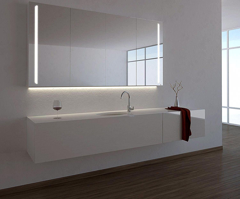 Badezimmer Spiegelschrank Moderne Badezimmermbel Aus Bambus 50 Attraktive Ideen In 2020 Badezimmer Spiegelschrank Moderne Badmobel Spiegelschrank Bad