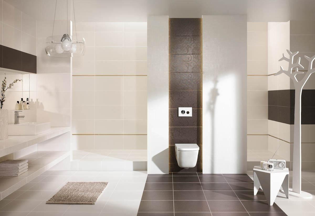 Pin Von Nadja Stocker Auf Wohnen Badezimmer Braun Badezimmer Fliesen Badezimmer Design