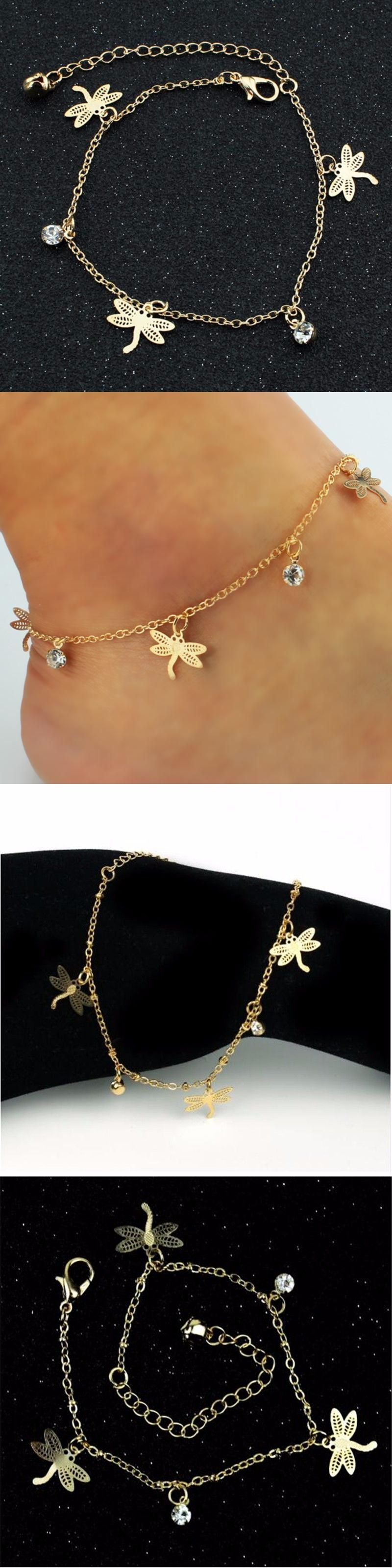 goldplated traditional ethnic anklet pin jewelry bracelets bracelet ankle designer indian