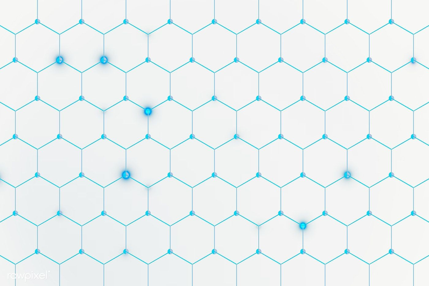 Honeycomb Patterned Blue Background Layer Free Image By Rawpixel Com Katie Honeycomb Pattern Blue Backgrounds Abstract Backgrounds