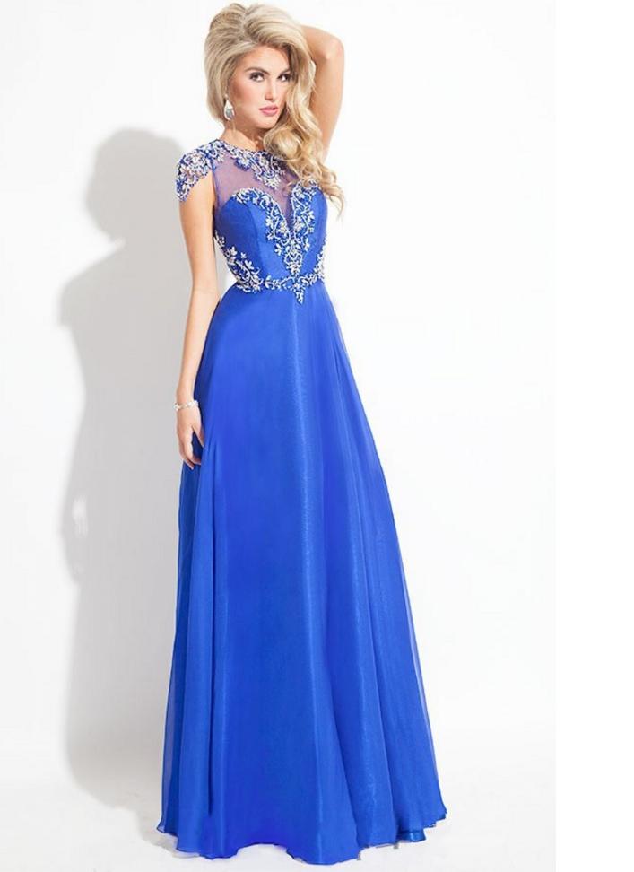 Evening Dresses,Luxury Evening Dresses,Backless Evening Dresses ...