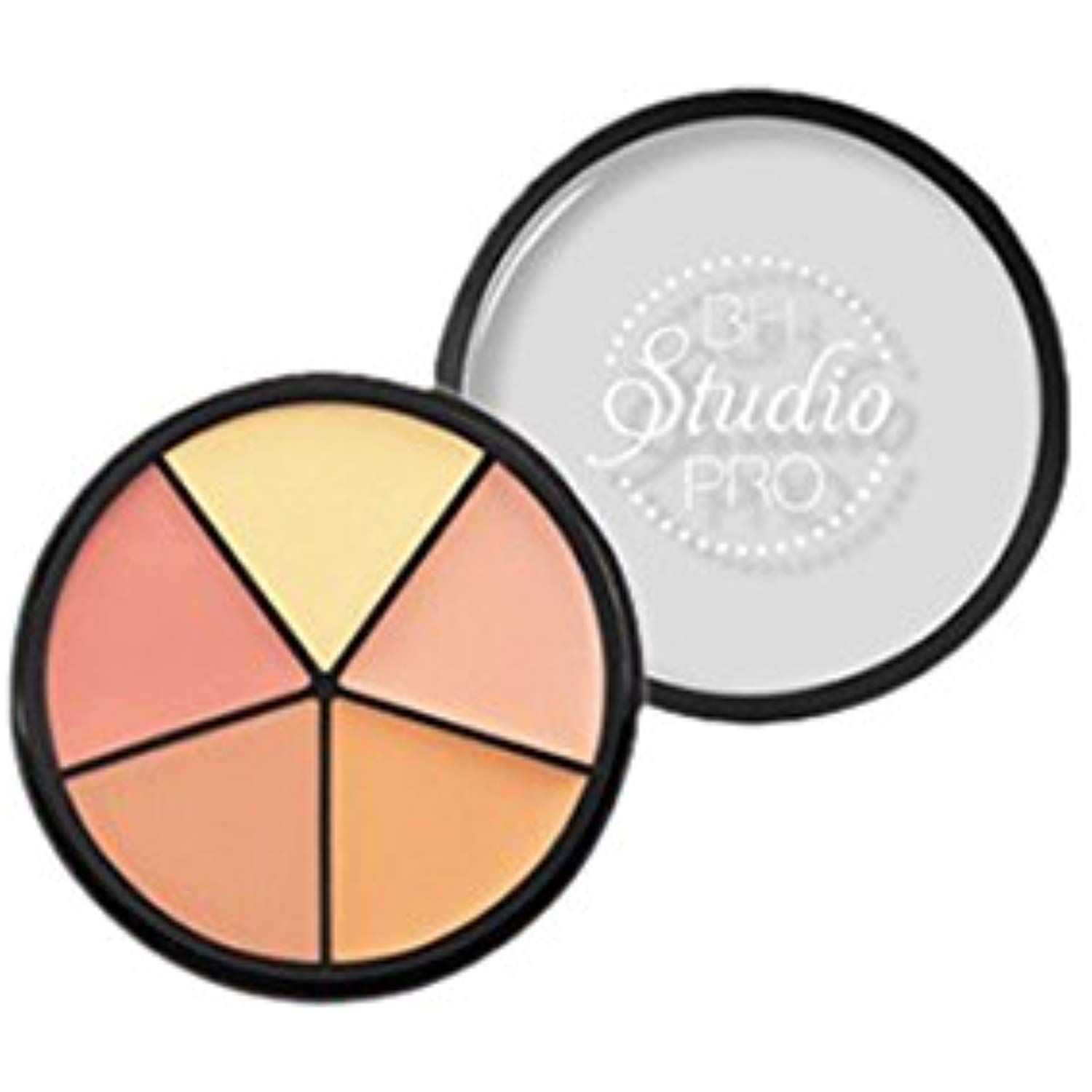 BH Cosmetics Studio Pro Perfecting Concealer Makeup, Light/Medium ** Click image to