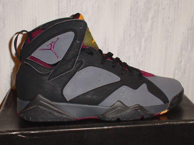 Air Jordan 7 (VII) Original (OG) - Bordeaux (Black / Light Graphite -  Bordeaux) • KicksOnFire.com