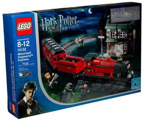 Rare Hard To Find Lego Lego Harry Potter Lego Hogwarts Express