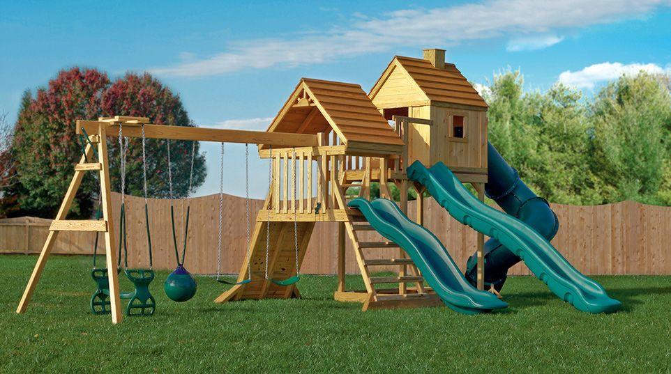 Pin by GONAWA on 46 Small Backyard Landscaping Kids Ideas ...
