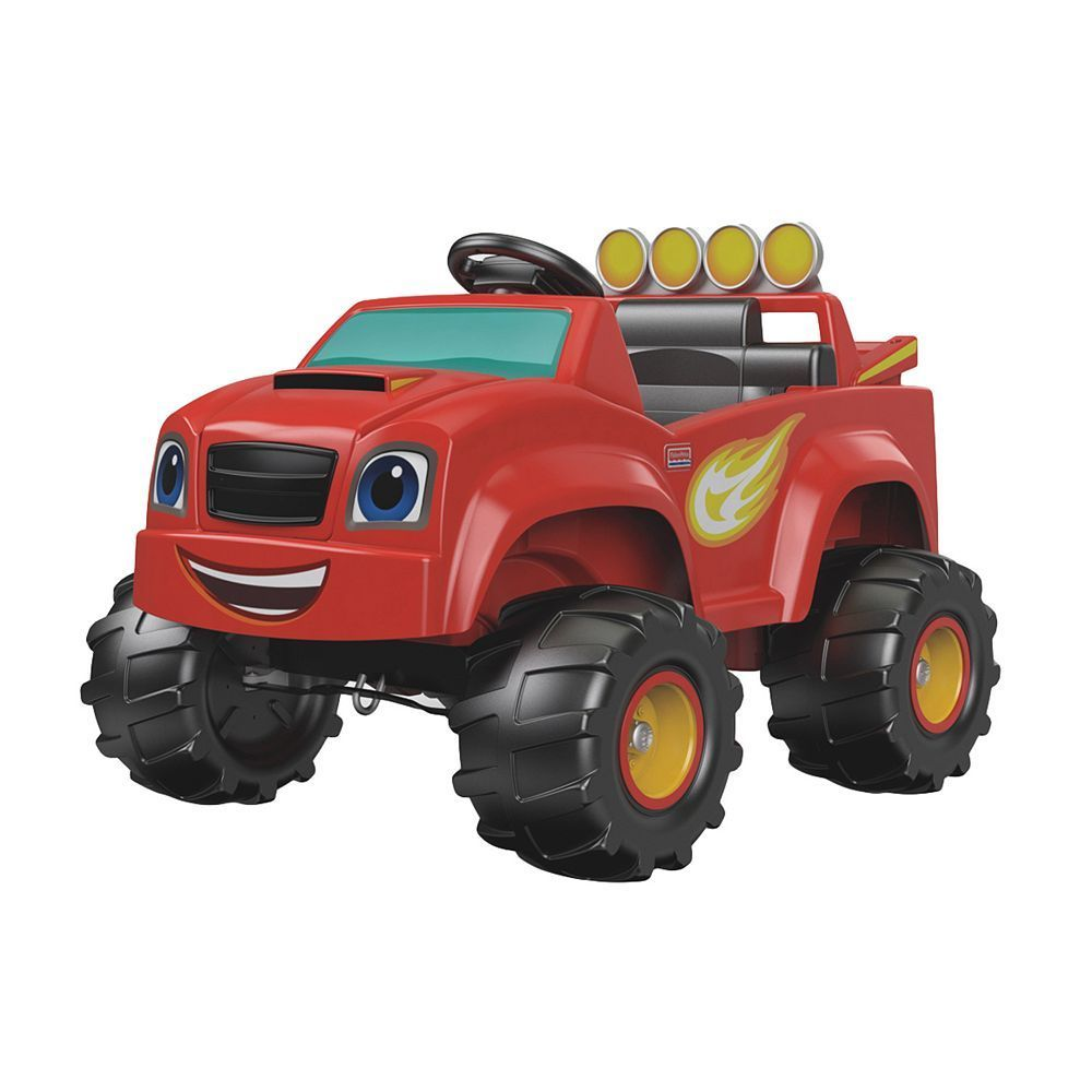 Power Wheels Blaze and the Monster Machines Monster Truck ...