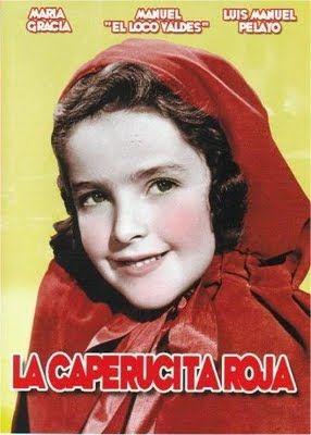Mexicalpán A Los Aludes Les Suceden Las Goteras Caperucita Roja Pelicula Mexicana Actriz Mexicana