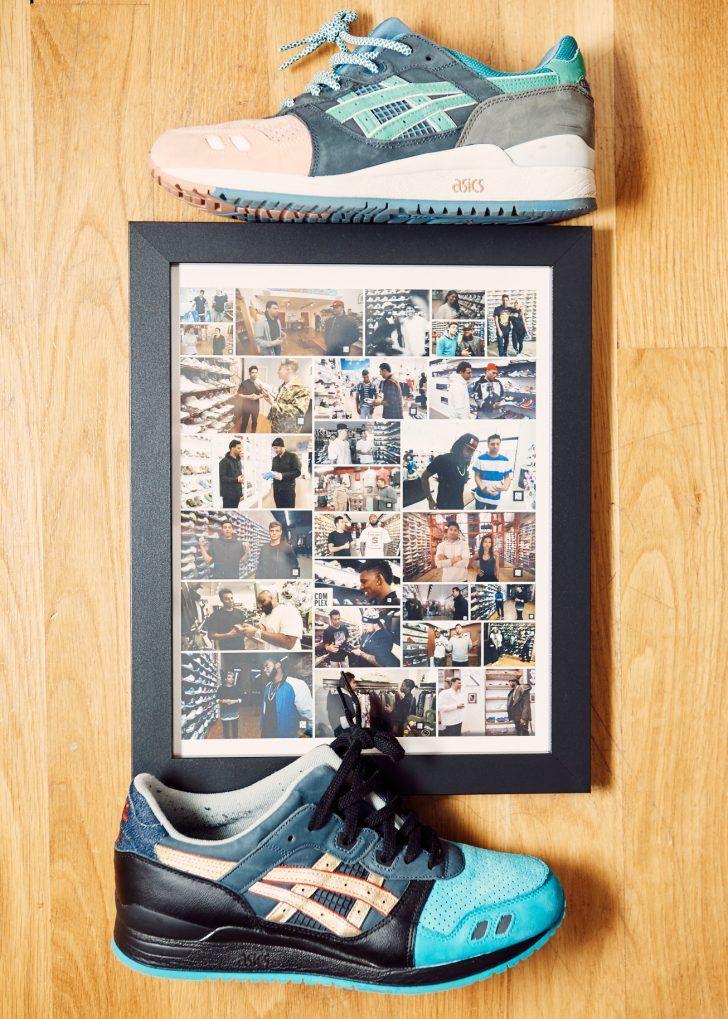 deb0d436a6cd Inside Complex Magazine s Joe La Puma s Closet  Multicolor Asics Sneakers