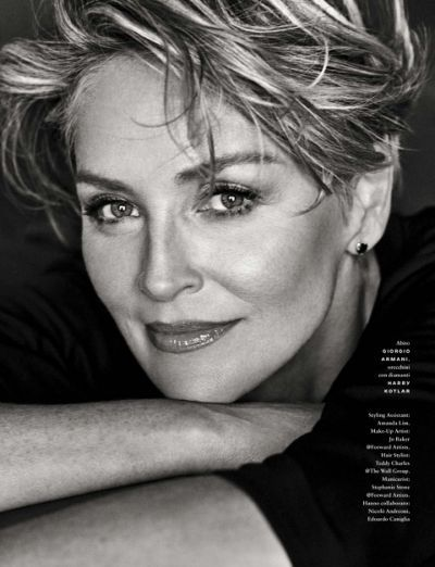 Sharon Stone Latest Photos Celebmafia In 2019 Sharon