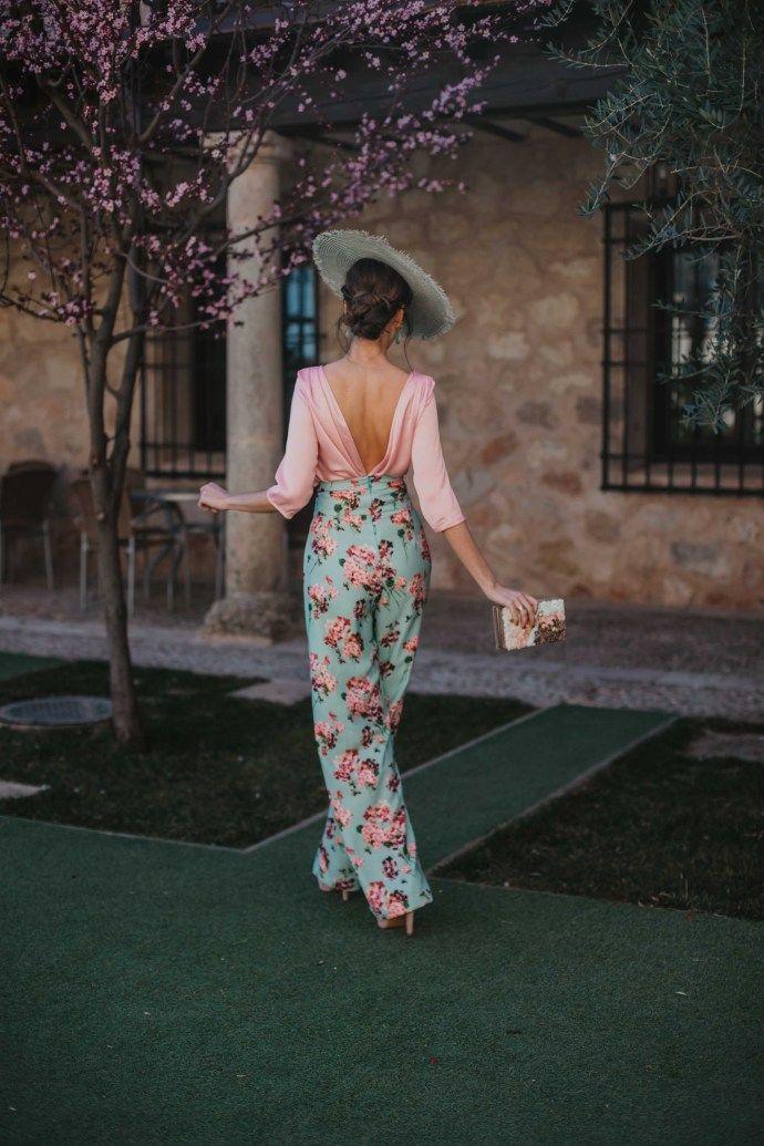 Photo of Look de invitada: conjunto pantalón | Invitada Perfecta