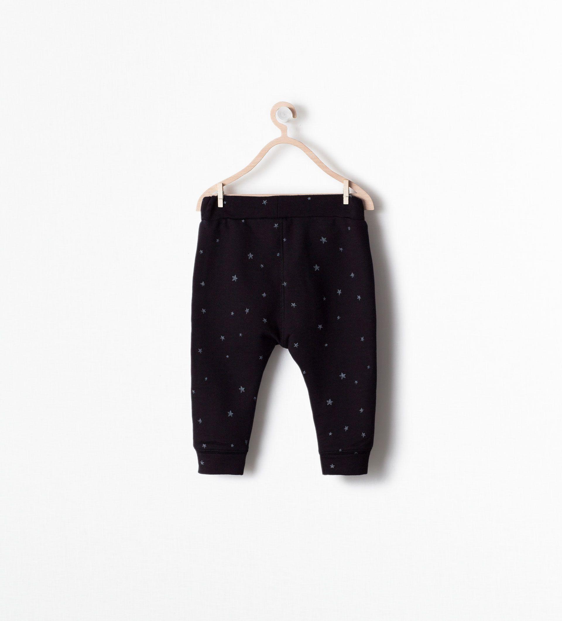 84ef26e3 HOSE MIT STERNENMUSTER von Zara | littlewear | Kids fashion, Kids ...