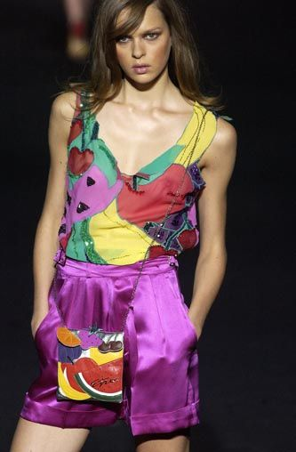 Etro - Ready-to-Wear Spring / Summer 2003