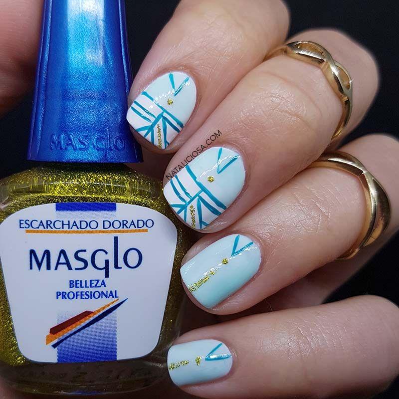 Esmaltes Especiales Para Nail Art De Masglo
