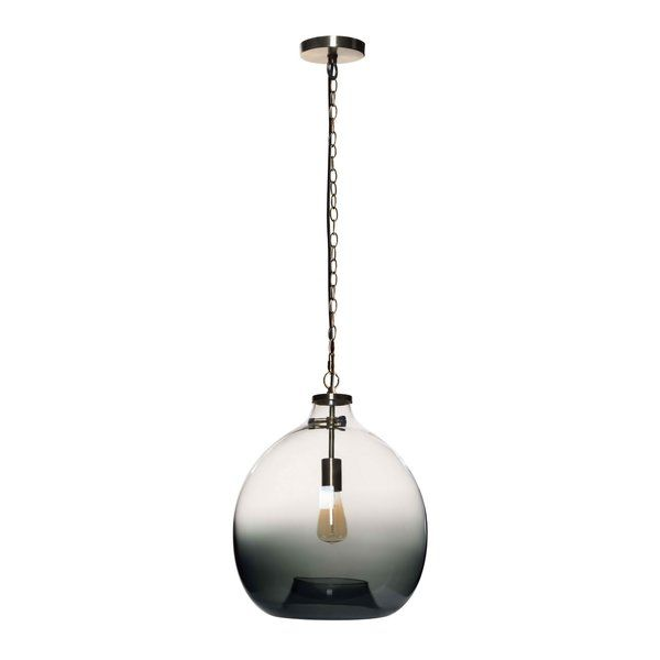 Youu0027ll Love The 1 Light Globe Pendant At AllModern   With Great Deals