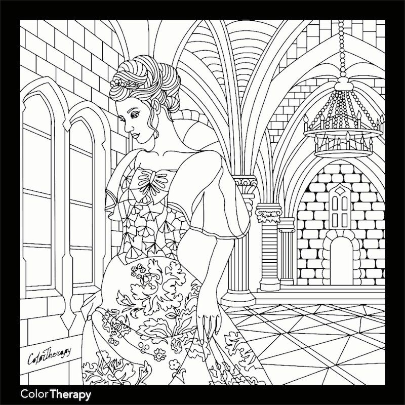 Recolor Cat Coloring Page Steampunk Coloring Coloring Pictures