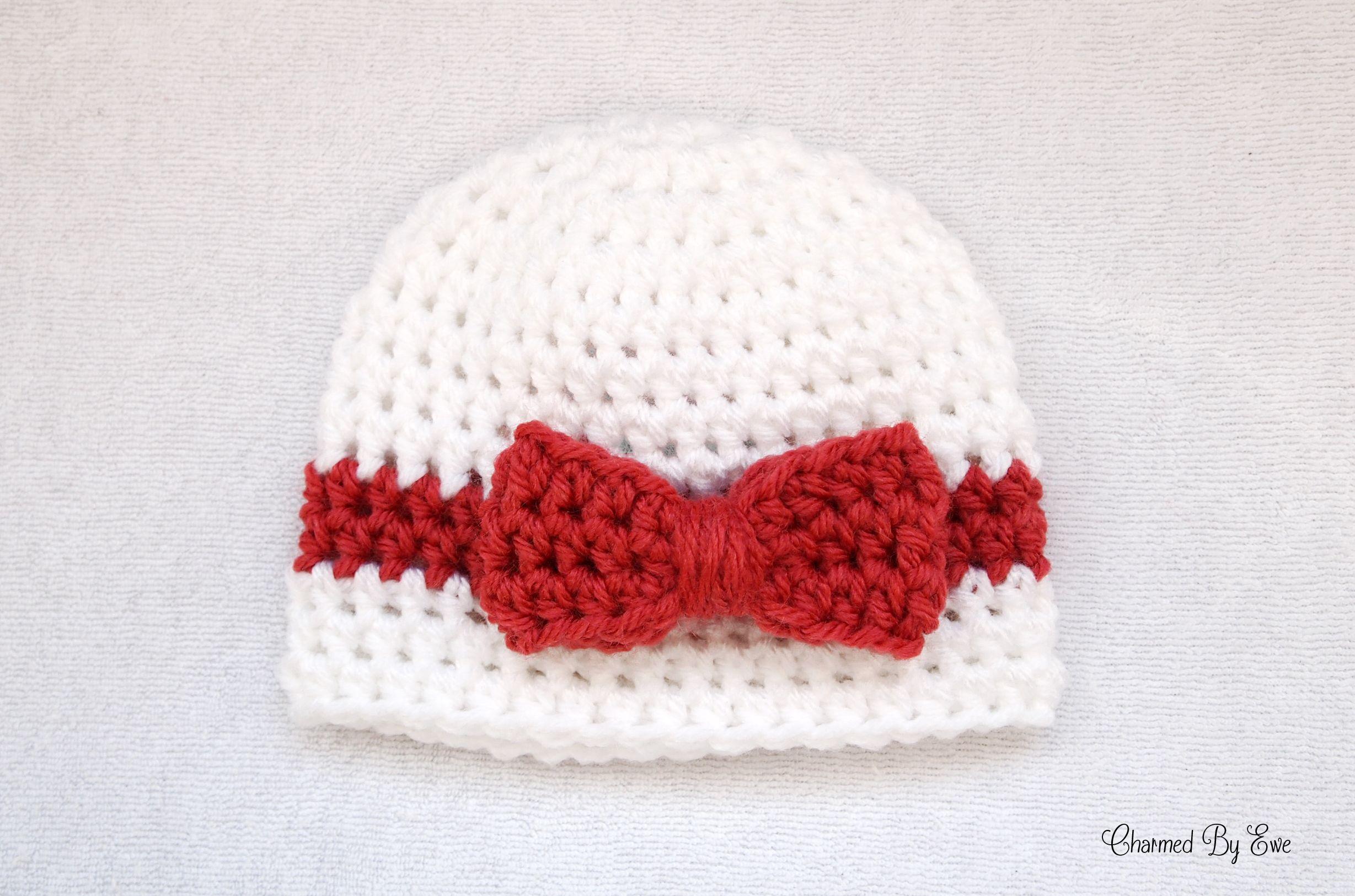 crochet preemie christmas hat patterns | Free Crochet Pattern ...
