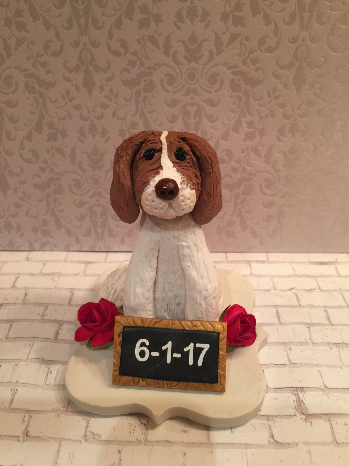 Polymer clay Pet cake topper,pet hospital, Veterinerian,dogs ...