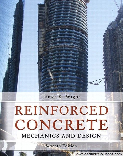 Reinforced concrete mechanics and design 7th edition solutions reinforced concrete mechanics and design 7th edition solutions manual by james k wight download answer fandeluxe Images