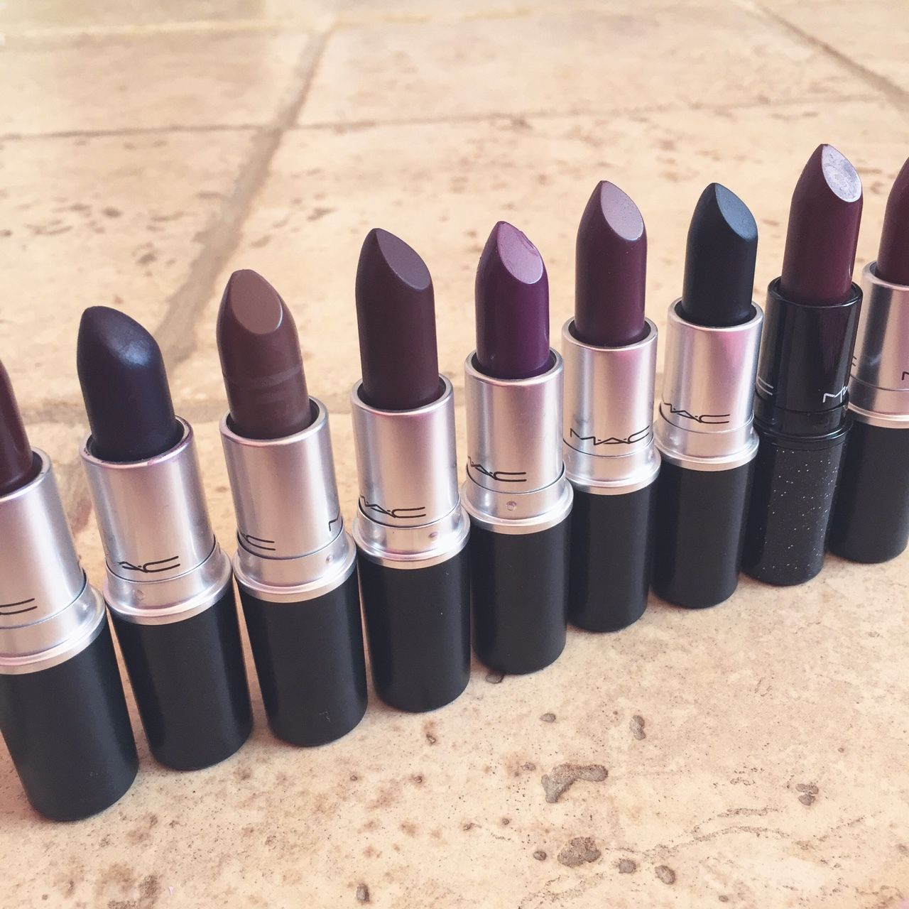 A great quiz for all you MAC snobs! What Shade Of MAC