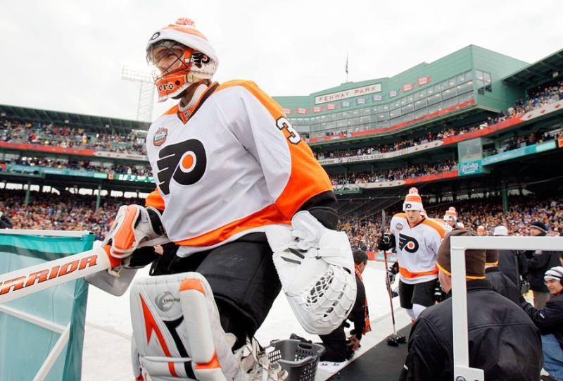 The best of the NHL's outdoor games Nhl winter classic