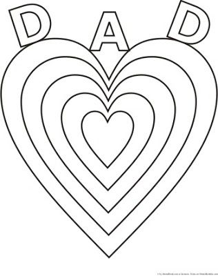 Dad Coloring Page Inglês Pinterest Dads - new free coloring pages for father's day