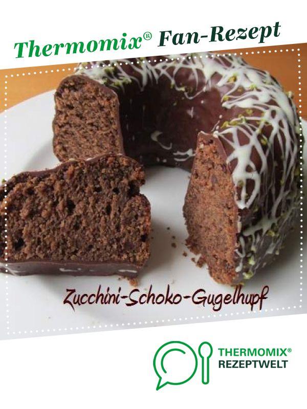 Zucchini Schoko Gugelhupf Rezept Glutenfreie Schokolade Schoko Gugelhupf Fudge Brownies