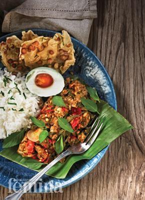 Pepes Oncom Kemangi Pesta Perayaan Resep Kuliner Resep Makanan Makanan Sehat Resep Sederhana