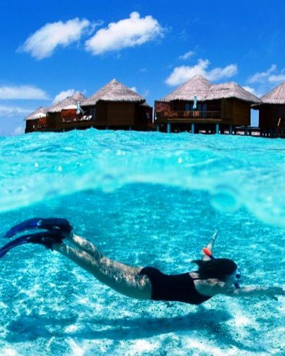 Sun Island Beach Maldives: Beaches In The World, Most