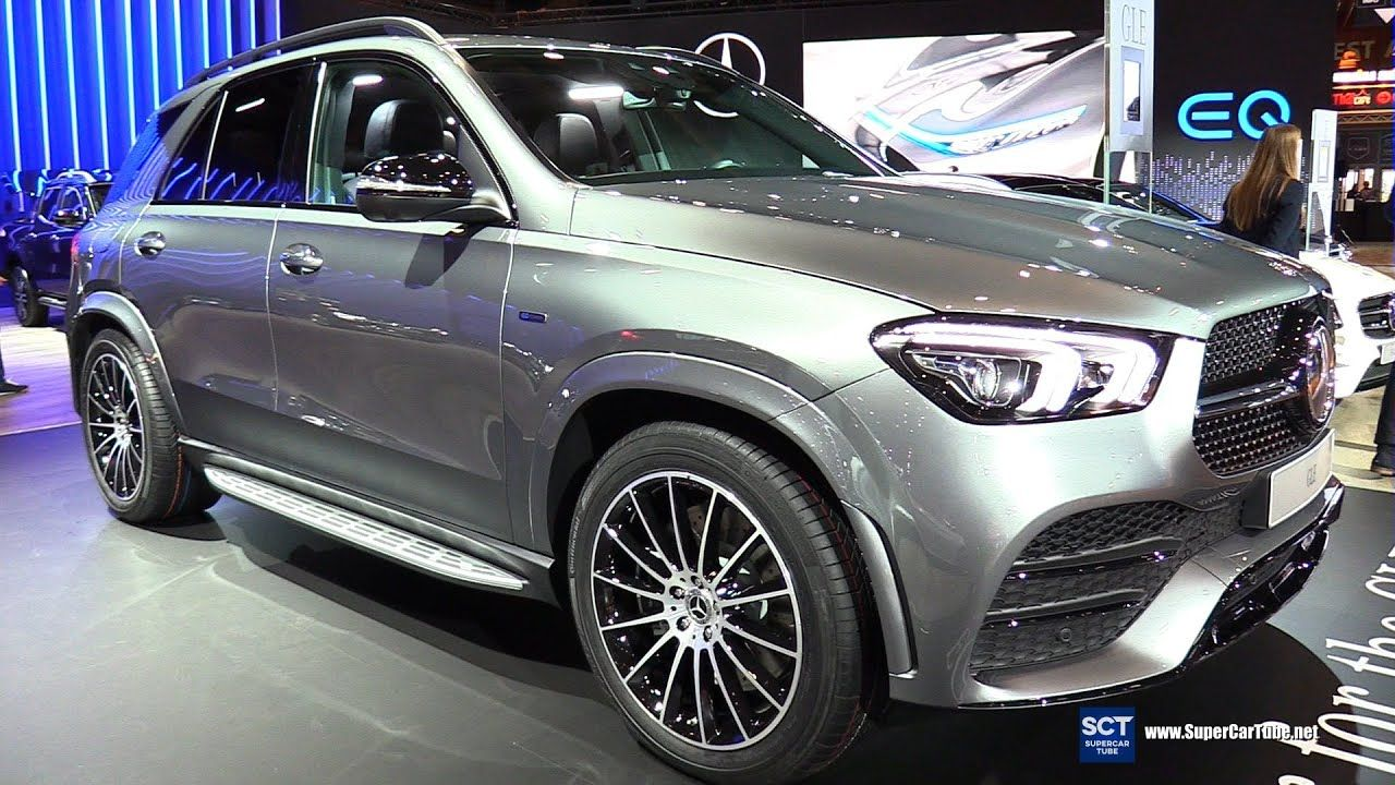 2020 Mercedes Benz GLE Class GLE 350 d Exterior and