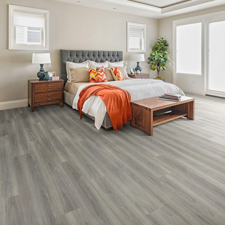Grey ashe vinyl plank vinyl flooring kitchen types of