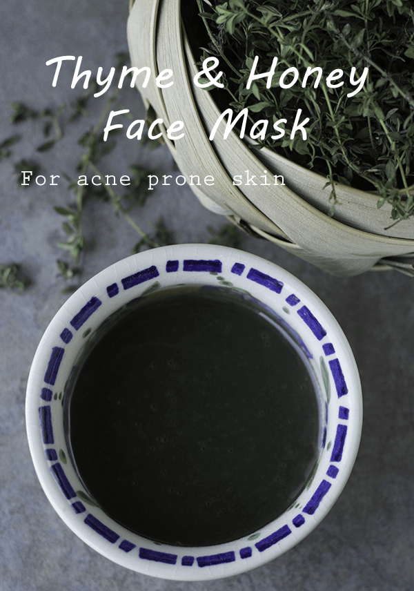Photo of Get Clear Skin with a Honey Thyme Face Mask – The Herbal Spoon  Informations Abo… – Masque