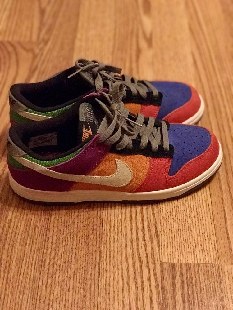 low priced 95872 b1fc7 Nike Dunk Viotech RARE Size 7 Basketball Shoe Skateboarding Shoe Mens  fashion clothing shoes accessories mensshoes athleticshoes (ebay link)