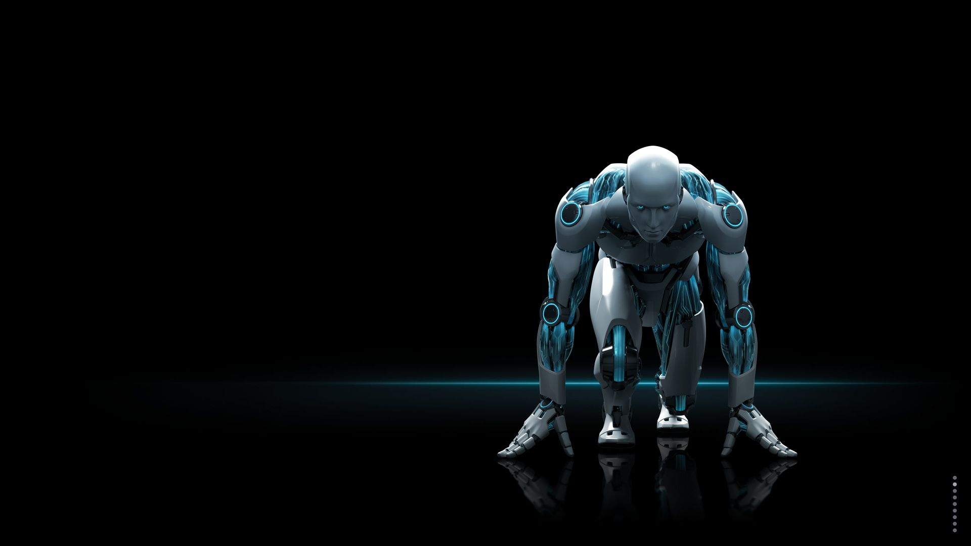 Cyborg Computer Wallpapers Desktop Backgrounds Id 1600
