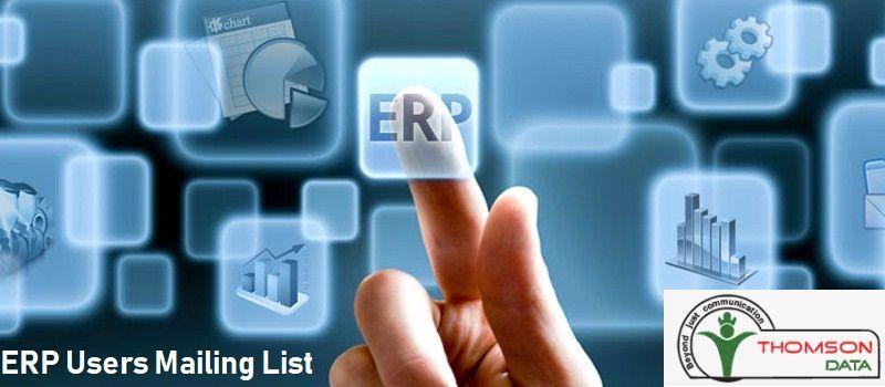 ERP Users List - ERP Customer List - Companies Using ERP