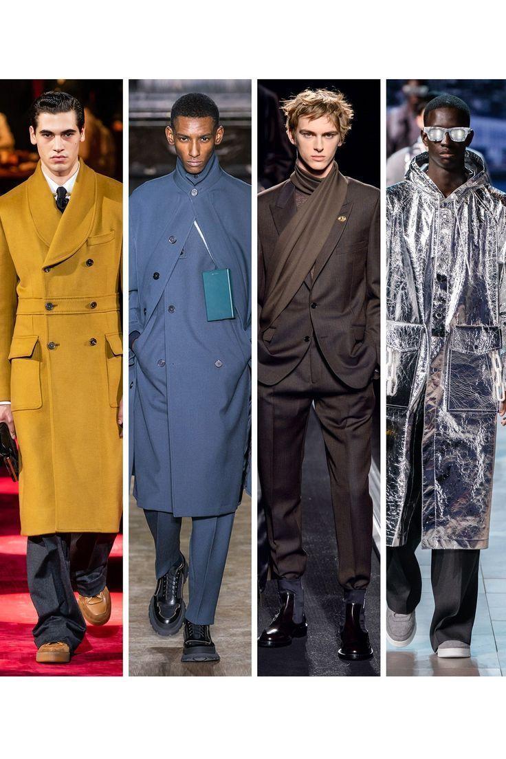 16 Colori Moda Uomo Autunno Inverno 2019 2020  – Moda Autunno – #autunno #colori…