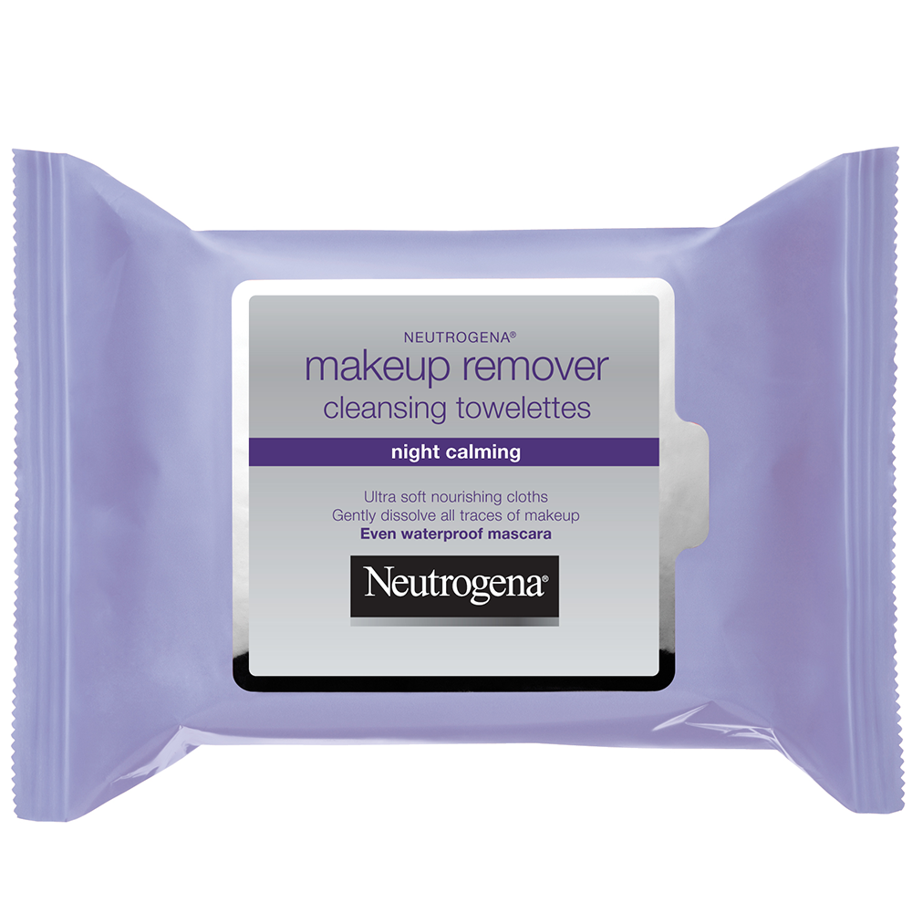 Neutrogena, Cleansing Night Calming Makeup Remover