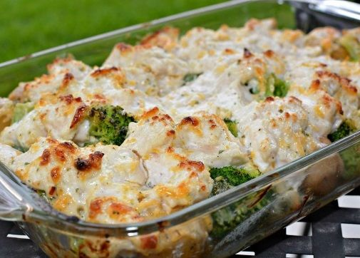 Chicken, Broccoli And Potato Casserole  My Best Recipes -5727