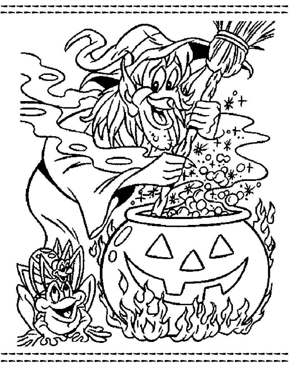 Roeren Halloween Foto S Kleurplaten Kleurplaten Voor Volwassenen