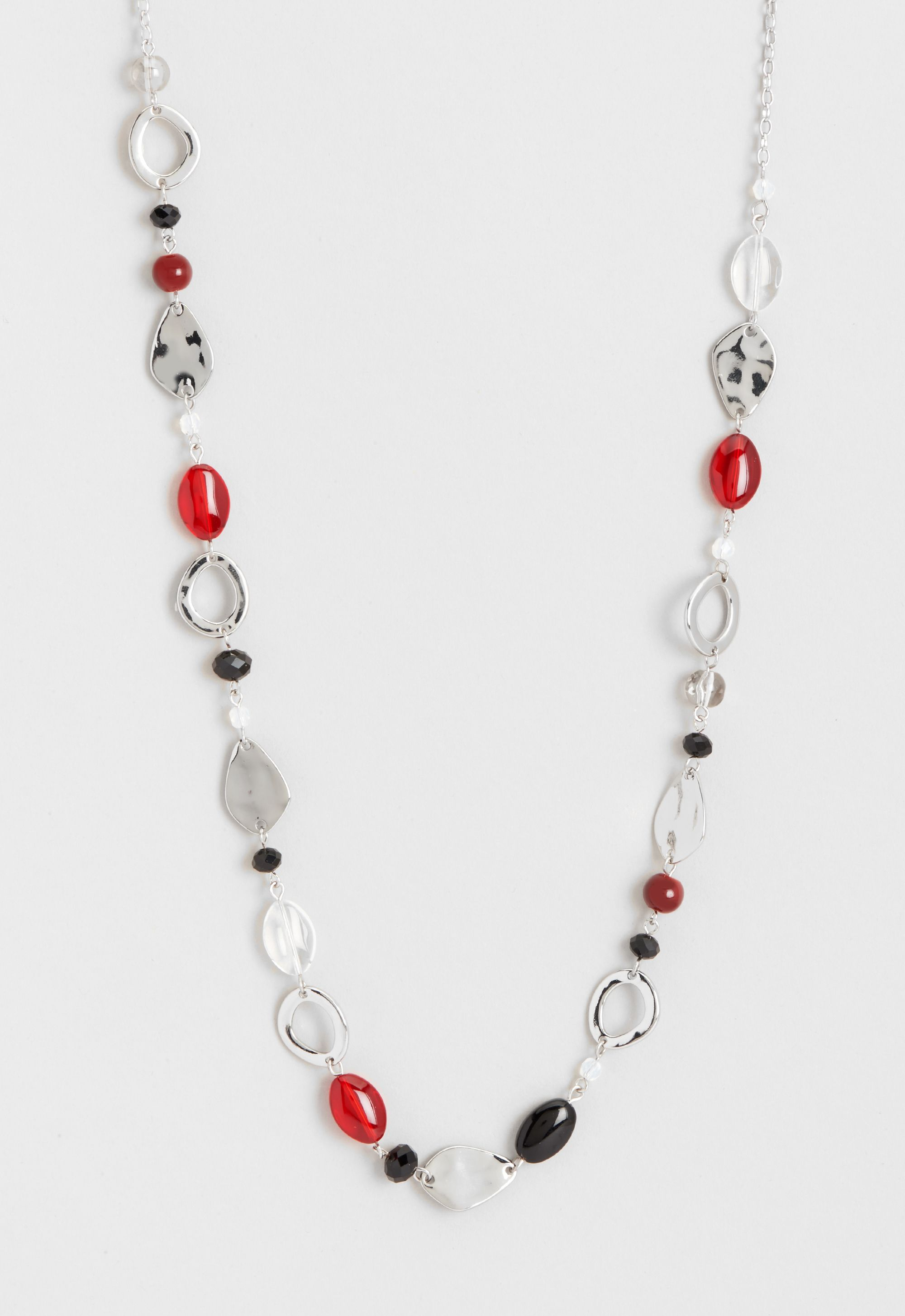 """<span id=""""ctl00_mainContent_DataGrid1_ctl03_lblProductName"""">Long Single Strand Necklace </span>"""