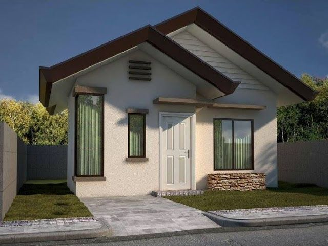 Beautiful small house design with bedroom and bathroom also ramil rh pinterest