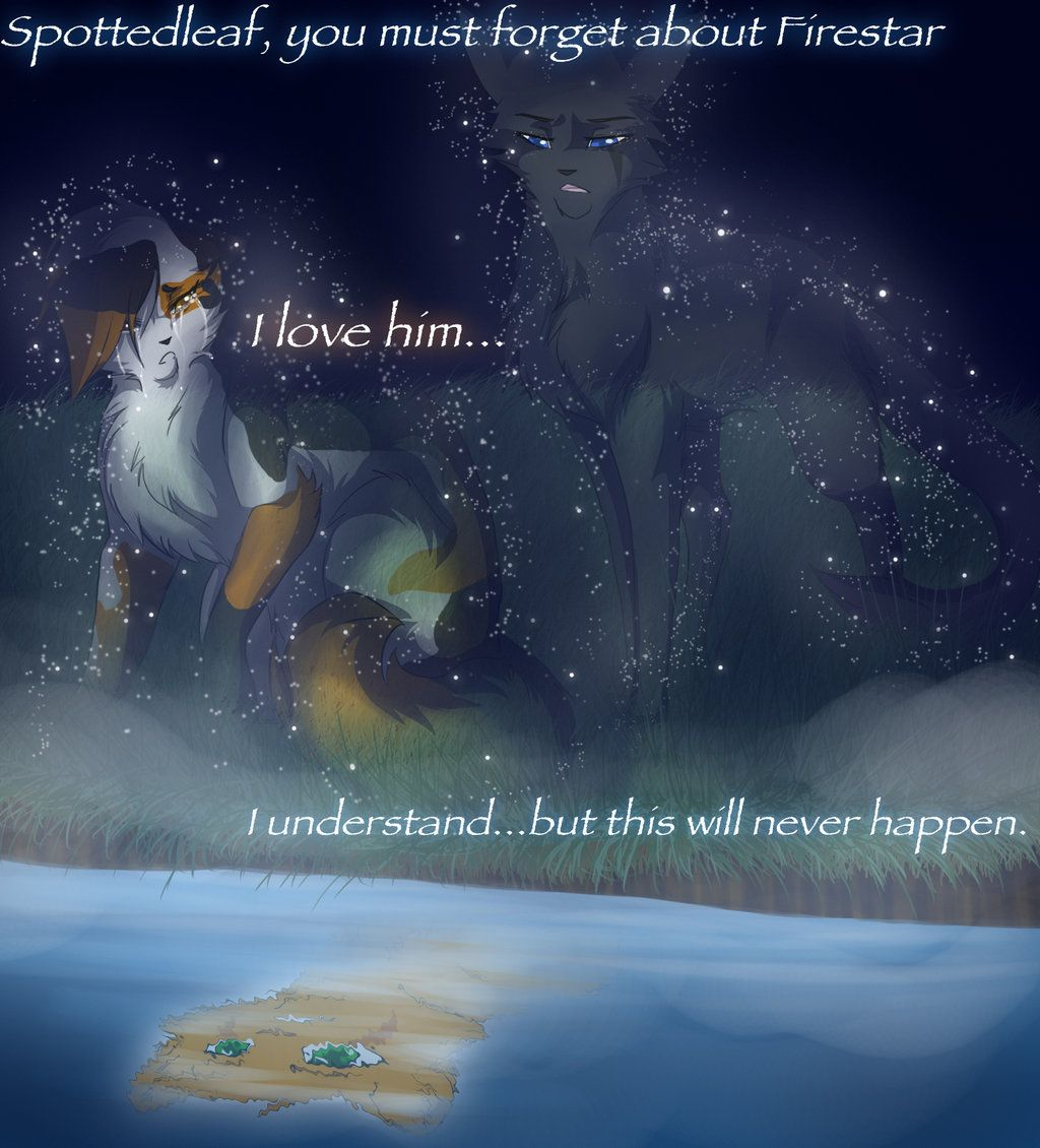 Warriors Erin Hunter Lost Stars: Forget Him... By RiverSpirit456.deviantart.com On