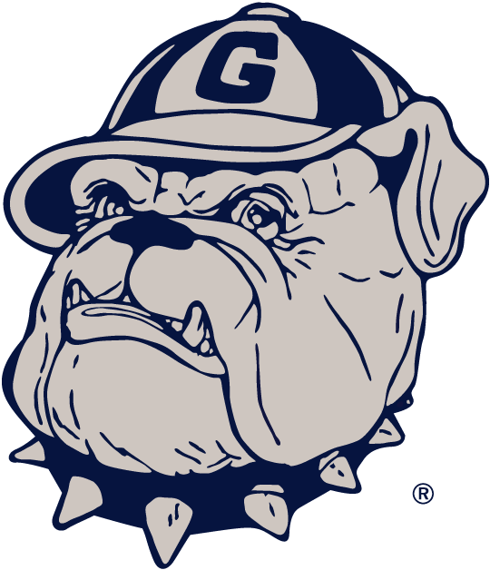 6c374c67869 Georgetown Hoyas. Sick Bulldog Logo