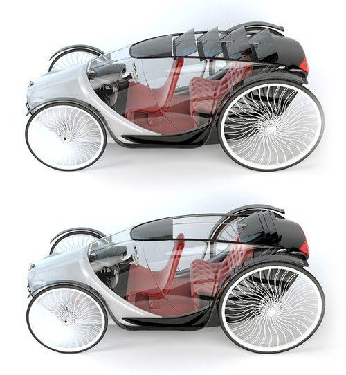 Fayton, Electric Vehicle, Utkan Kiziltug