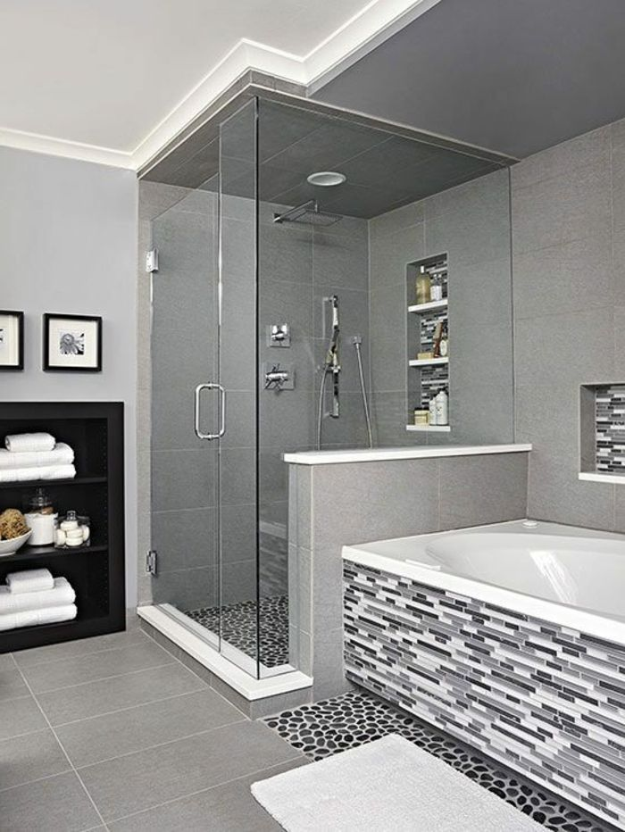 ▷ 1001+ Badfliesen Ideen Für Wohlfühle Zu Hause | Pinterest | Bathroom  Designs, Contemporary Bathrooms And House