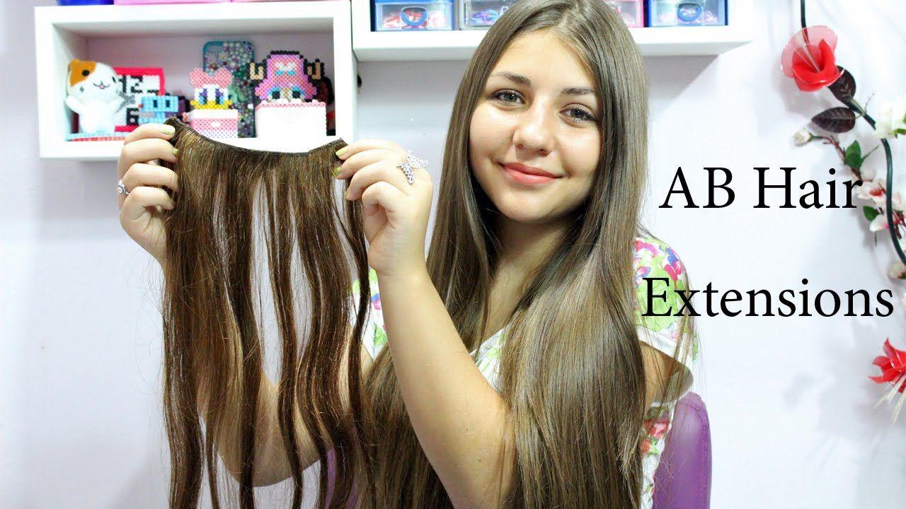 Capelli Mossilisci E Lunghissimi Ab Hair Extensionsun Sogno