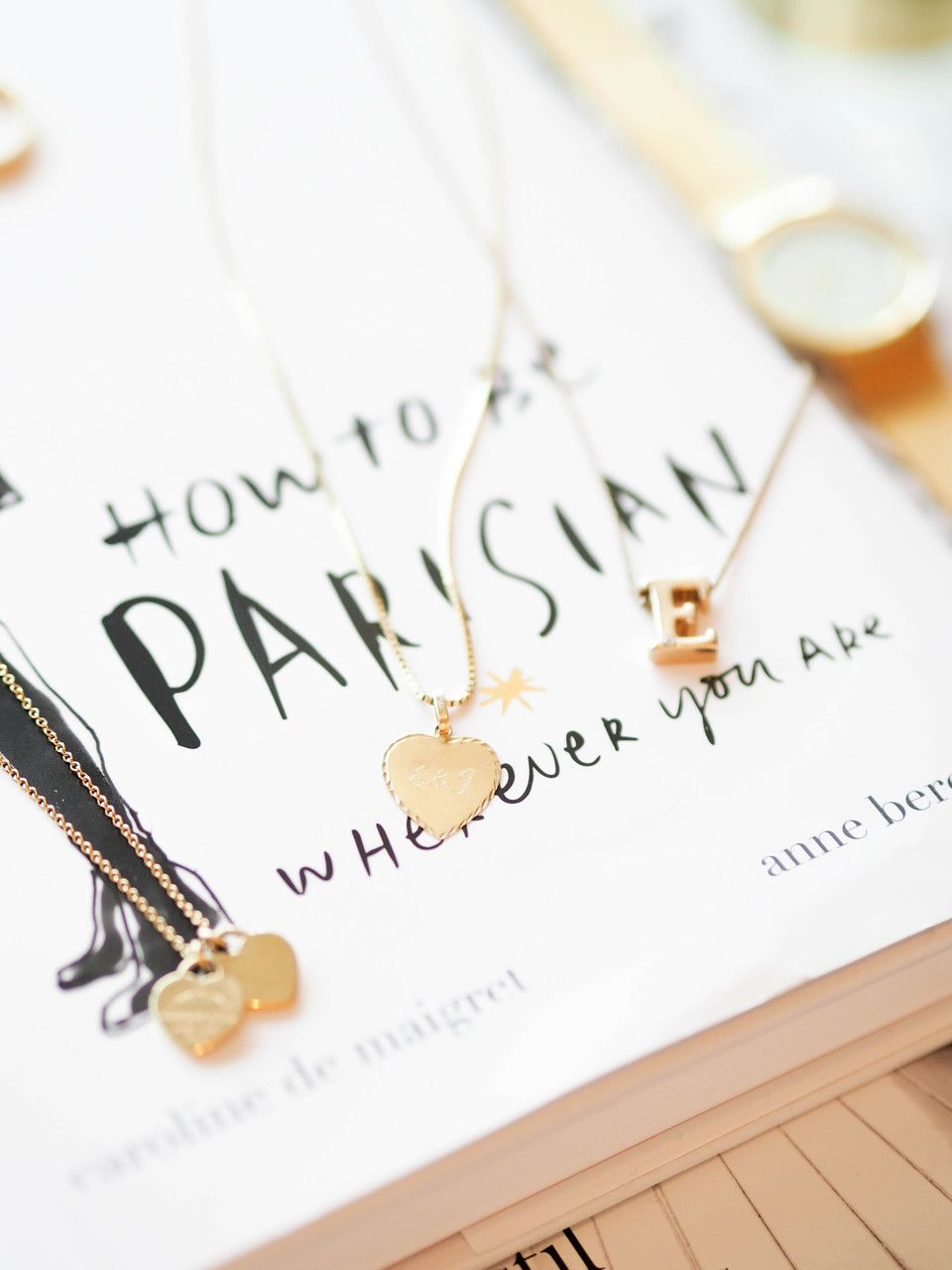 How to be Parisian...Britta Nickel