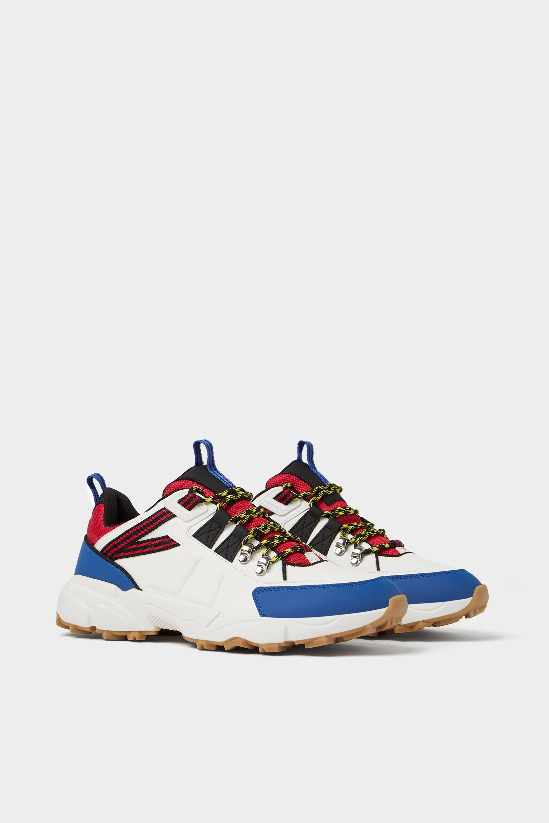 552e2e930767a0 Image 2 of MULTICOLORED SNEAKERS from Zara