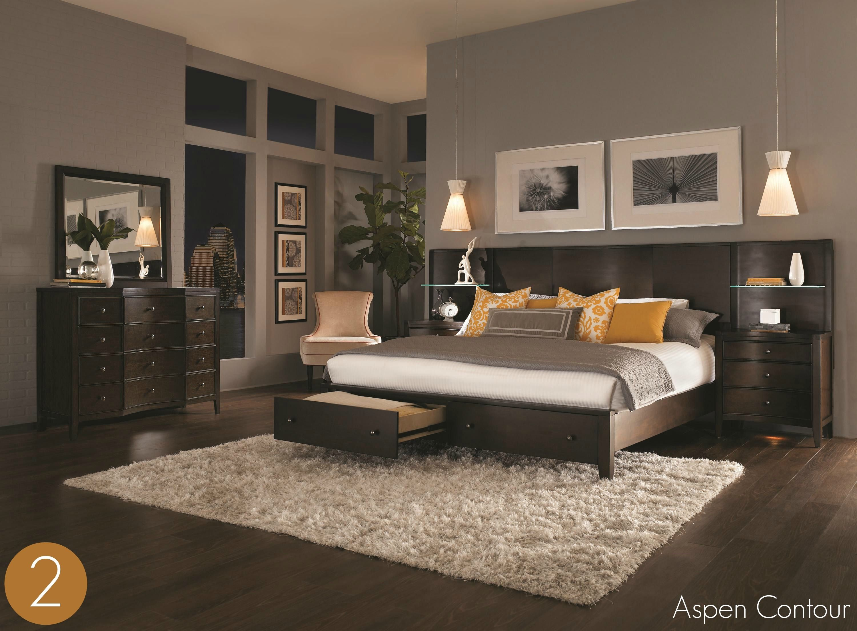 Sleek Bedroom Sets | Bedroom Sets | Pinterest | Bedrooms