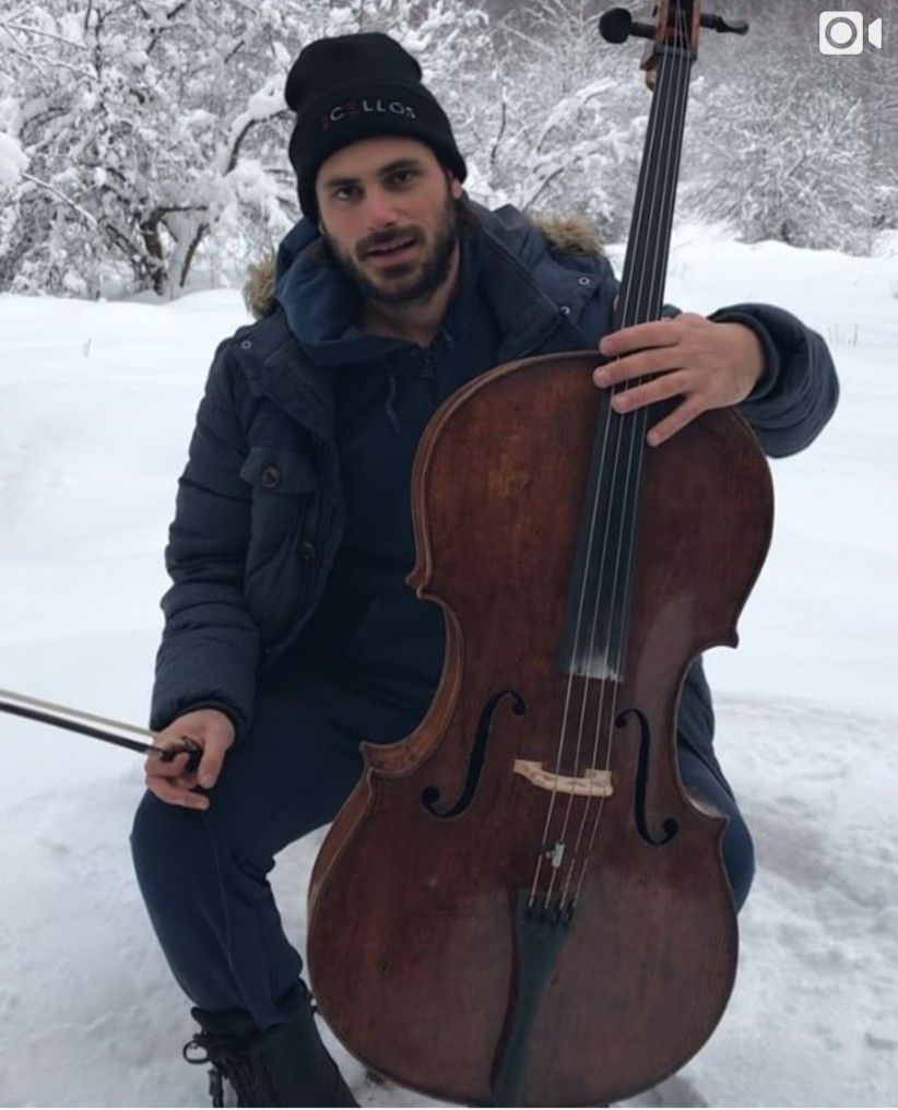 Pin By Jade Aracena On Hauser Stjepan Hauser In 2020 Cello Music London Symphony Orchestra Cello Photography